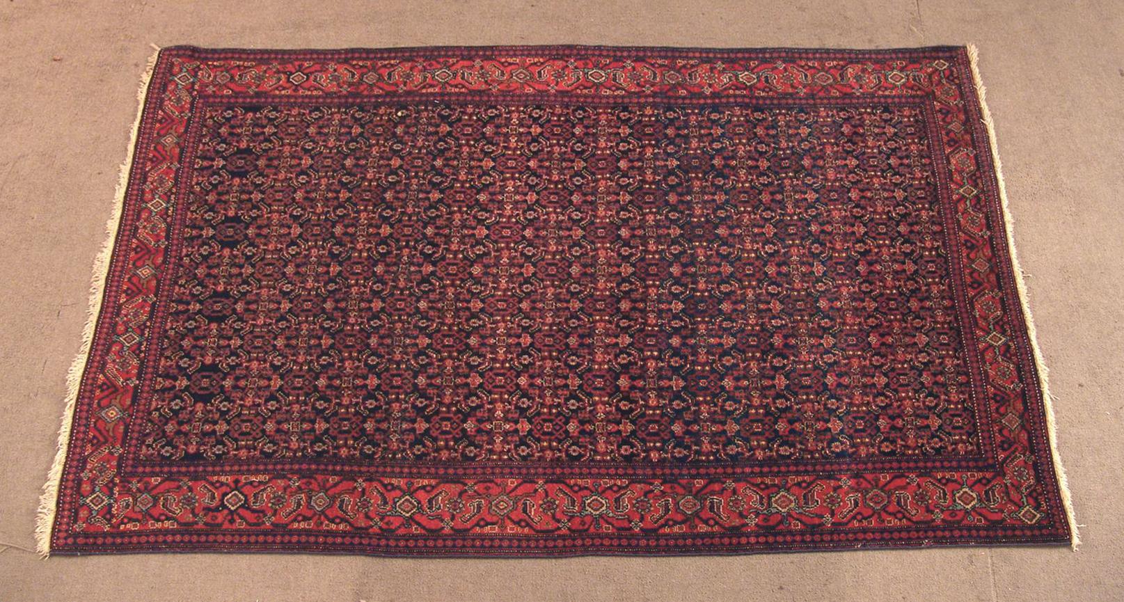 Bgw remate 205 alfombra gek htm gendata for Alfombra persa azul
